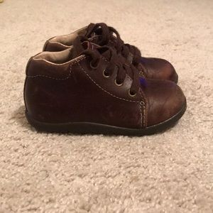Stride Rite Walking Shoes Brown